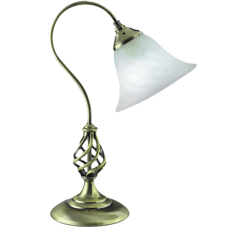 Лампа настольная Arte lamp Cameroon a4581lt-1ab настольная лампа arte lamp cameroon a4581lt 1ab