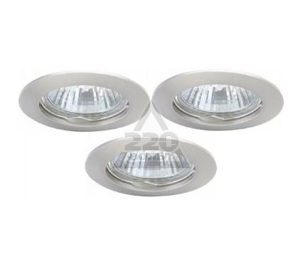 Светильник встраиваемый ARTE LAMP BASIC A2103PL-3SS