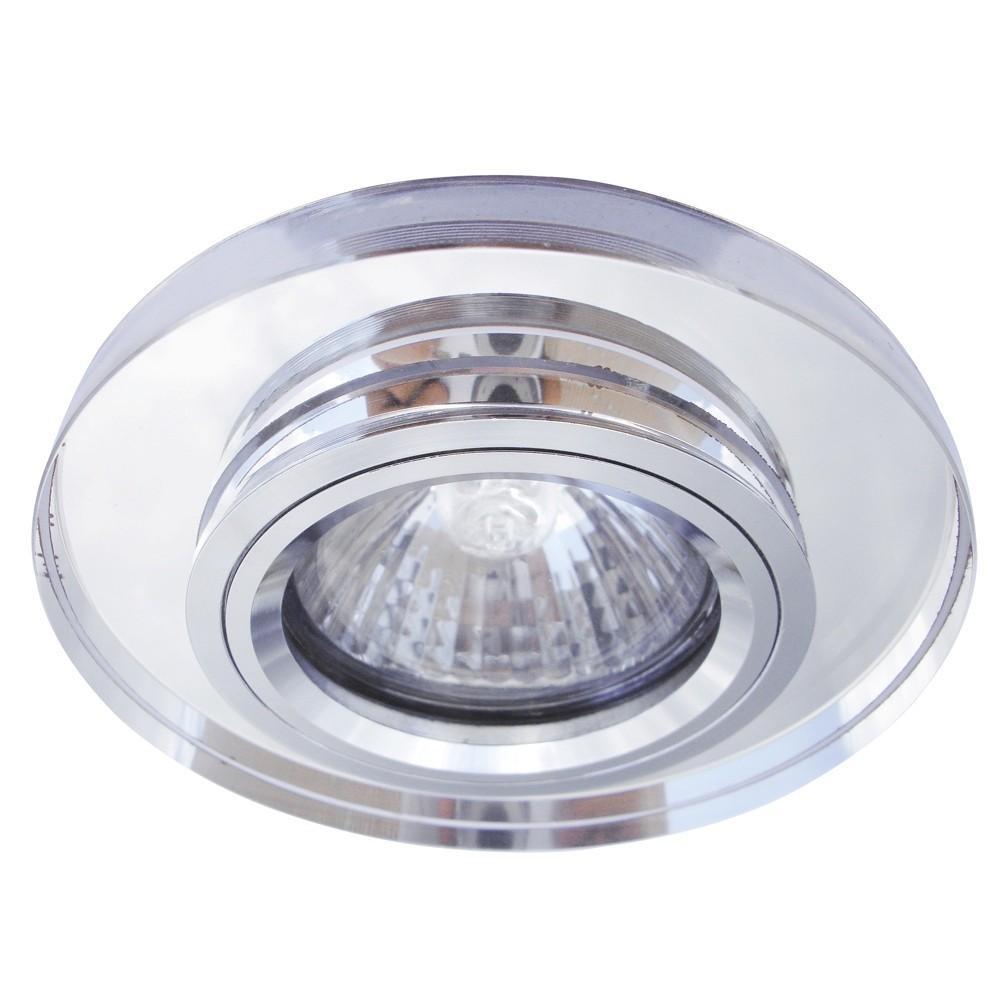 Светильник встраиваемый Arte lamp Cool ice a5950pl-1cc точечный встраиваемый светильник arte lamp cool ice арт a8803pl 1wh