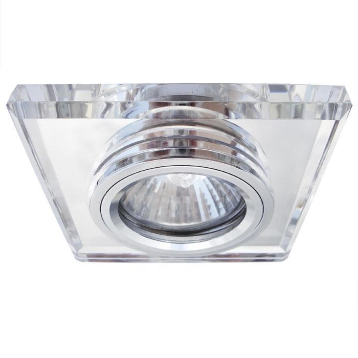 Светильник встраиваемый Arte lamp Cool ice a5956pl-1cc точечный встраиваемый светильник arte lamp cool ice арт a8803pl 1wh