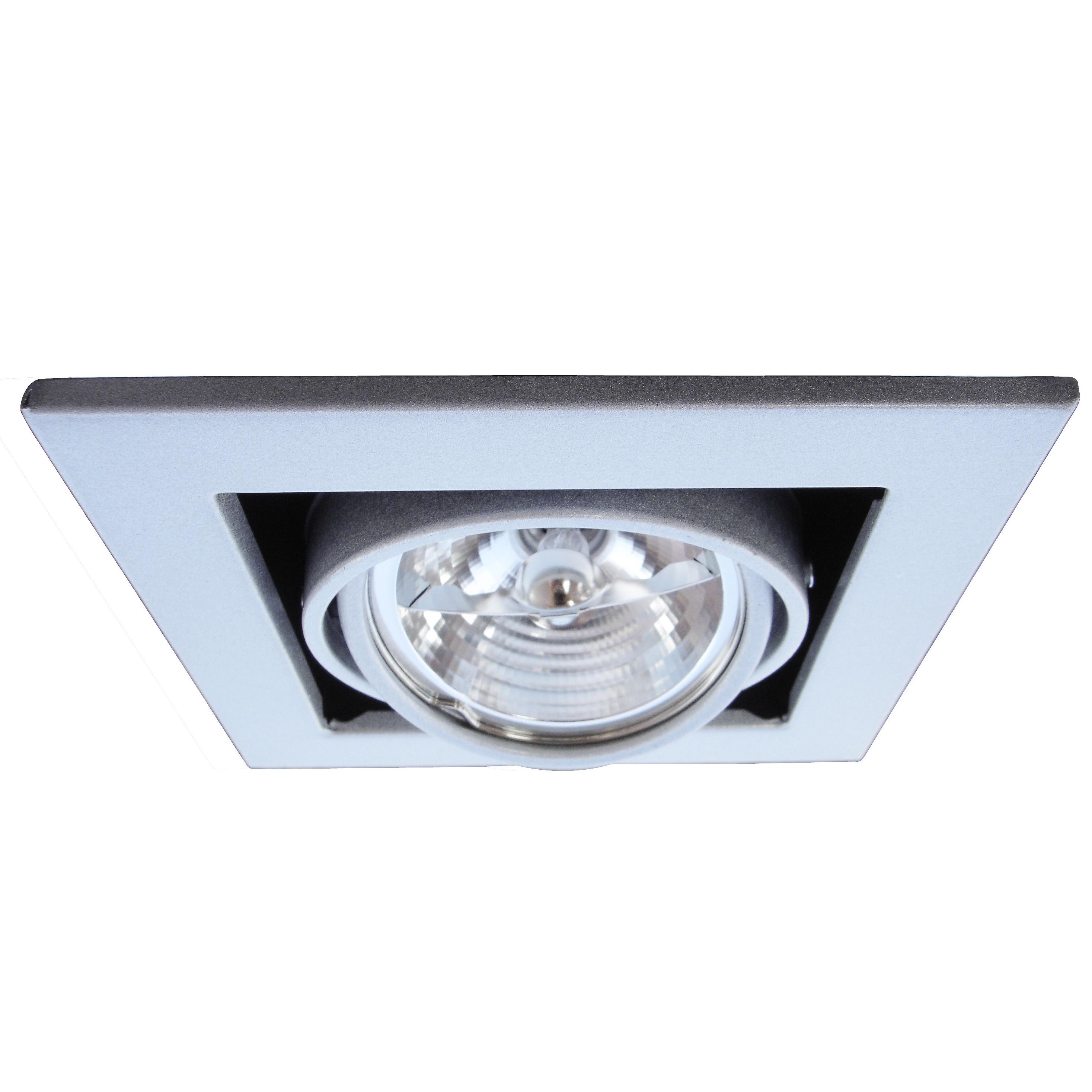 Светильник встраиваемый Arte lamp Technika a5930pl-1si
