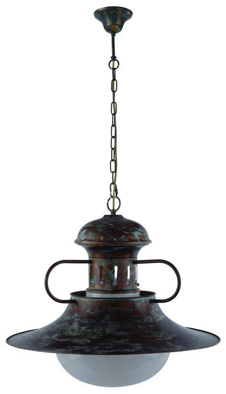 Светильник подвесной Arte lamp Nautilus a3340sp-1bg детские часы nautilus цвет розовый