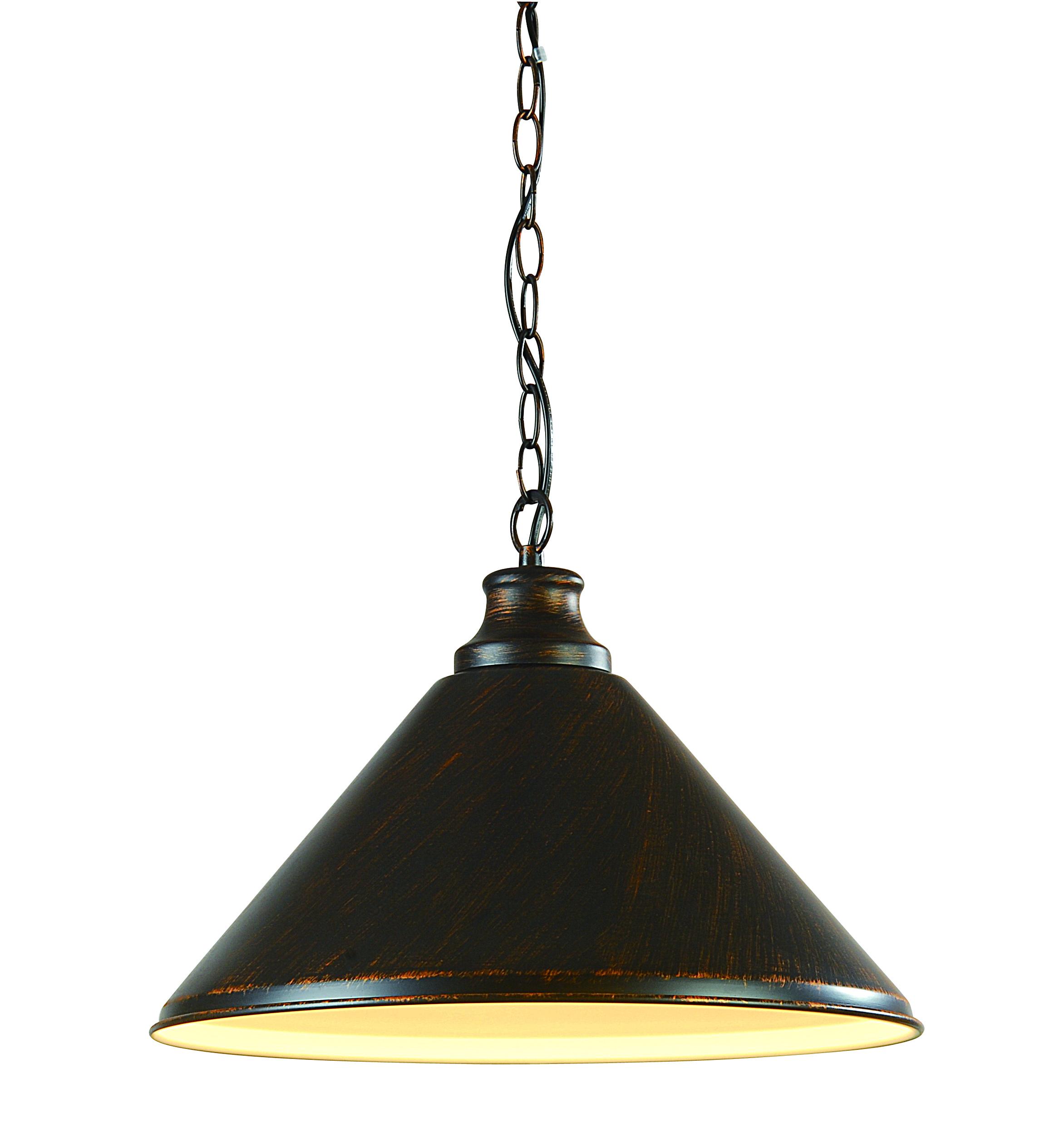 Светильник подвесной Arte lamp Cone a9330sp-1br arte lamp бра cone a9330ap 1br