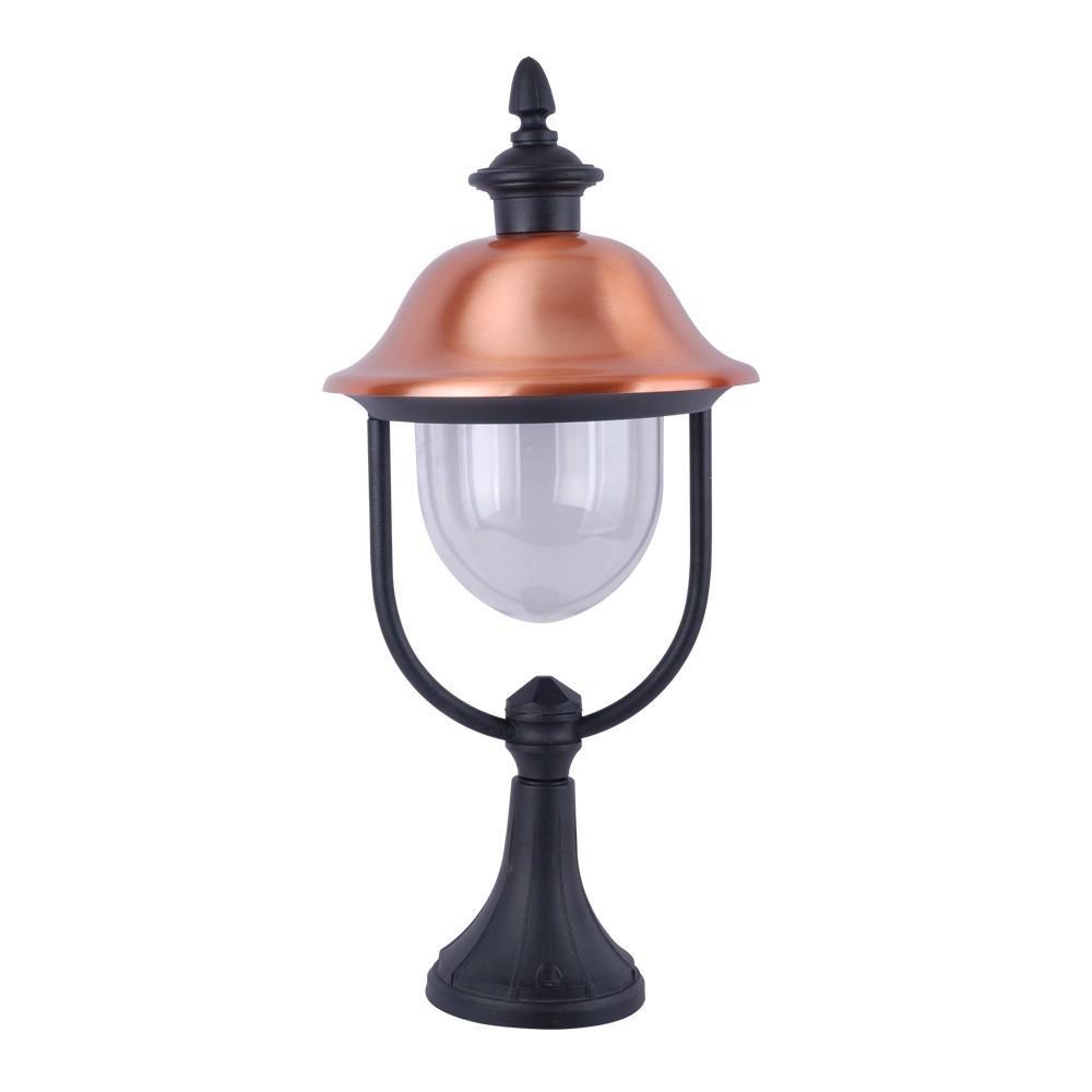 Светильник уличный Arte lamp Barcelona a1484fn-1bk