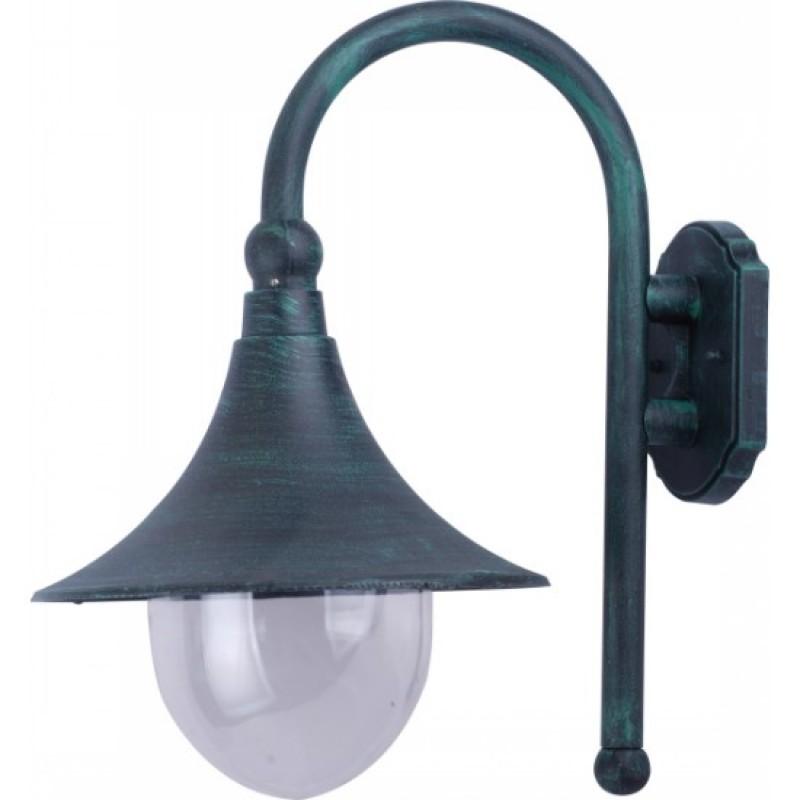 Светильник настенный уличный Arte lamp Malaga a1082al-1bg светильник уличный arte lamp malaga a1086pa 1bg