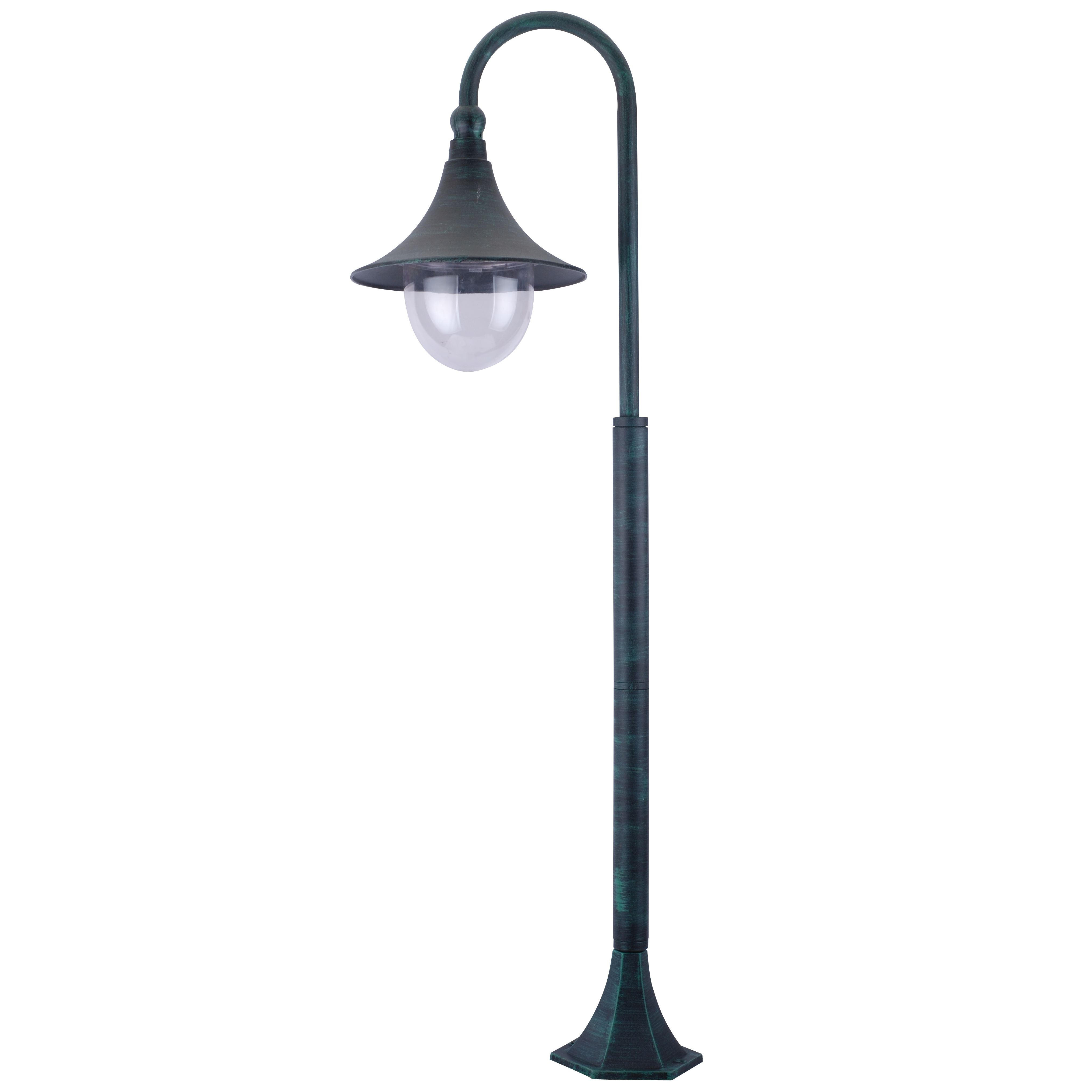 Светильник уличный Arte lamp Malaga a1086pa-1bg фонарь arte lamp malaga a1086pa 2bg