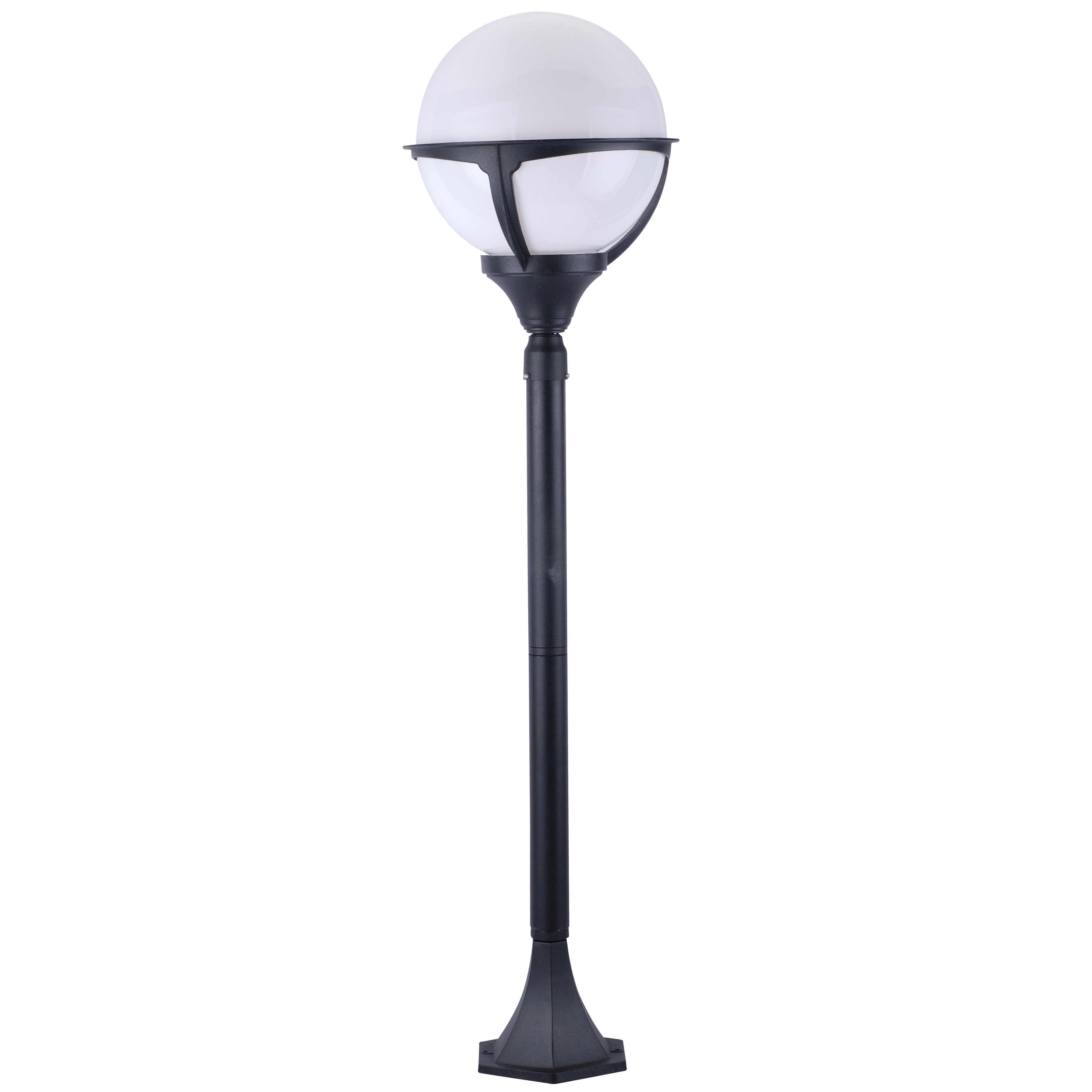 Светильник уличный Arte lamp Monaco a1496pa-1bk