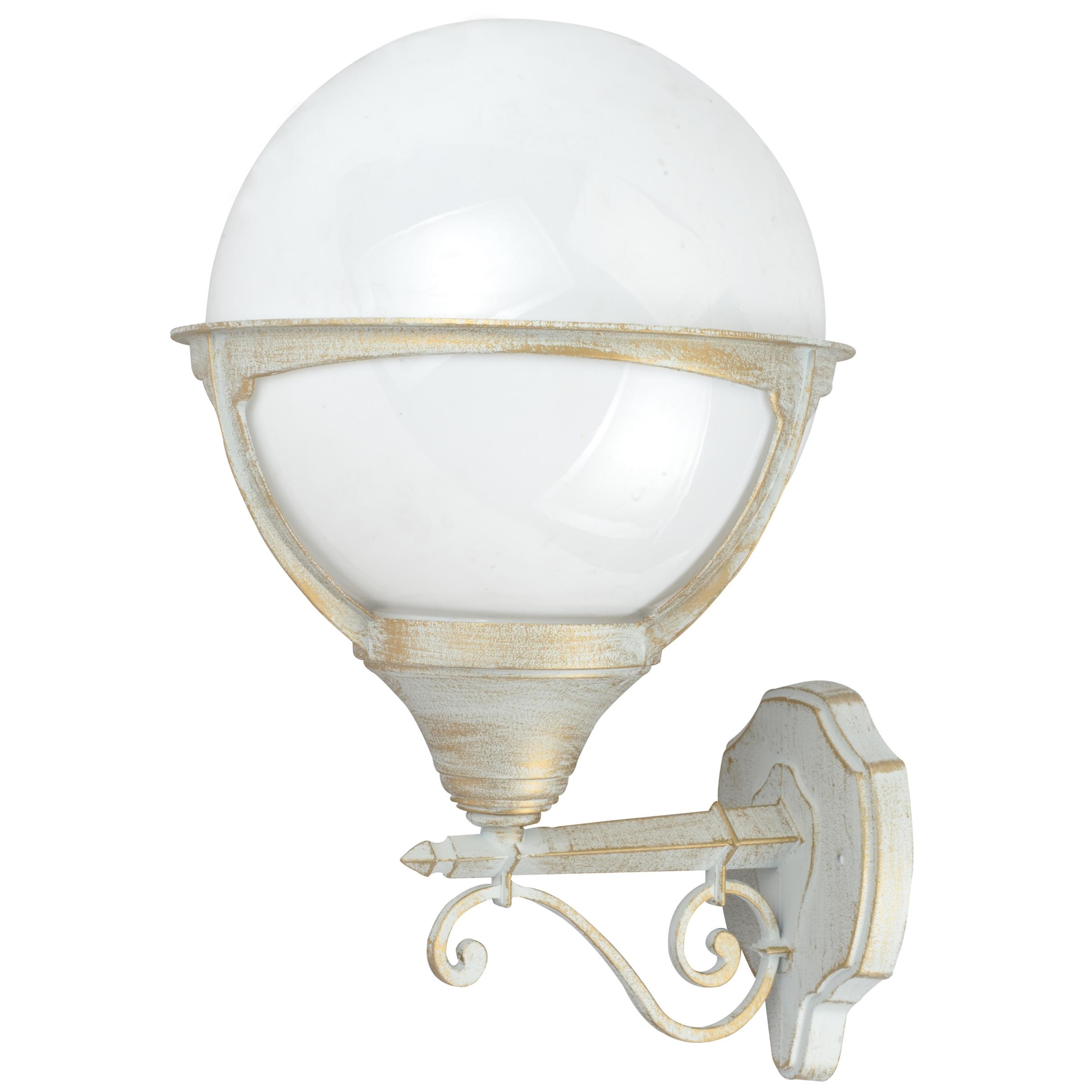 Светильник уличный настенный Arte lamp Monaco a1491al-1wg