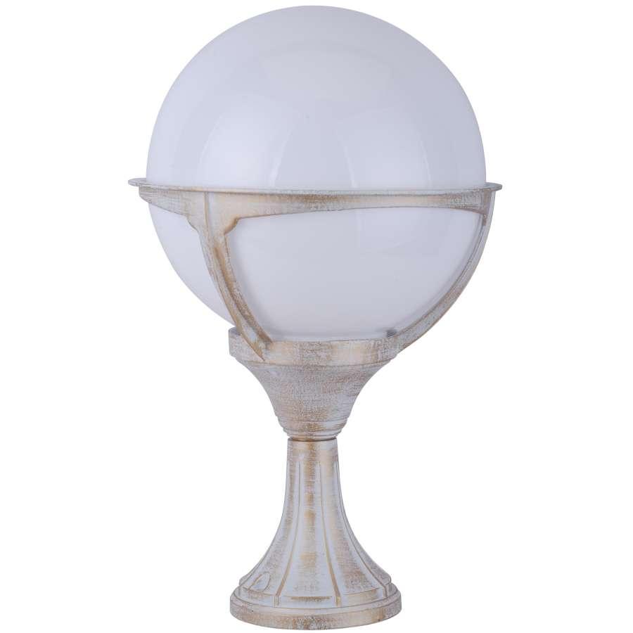 все цены на  Светильник уличный Arte lamp Monaco a1494fn-1wg  онлайн