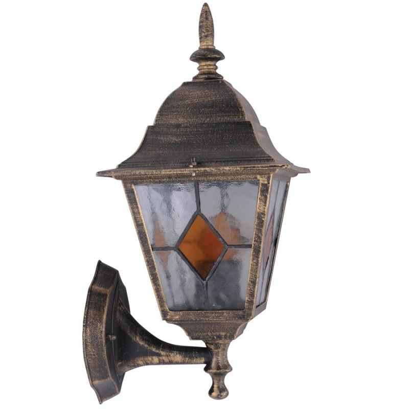 Светильник уличный настенный Arte lamp Berlin a1011al-1bn цена