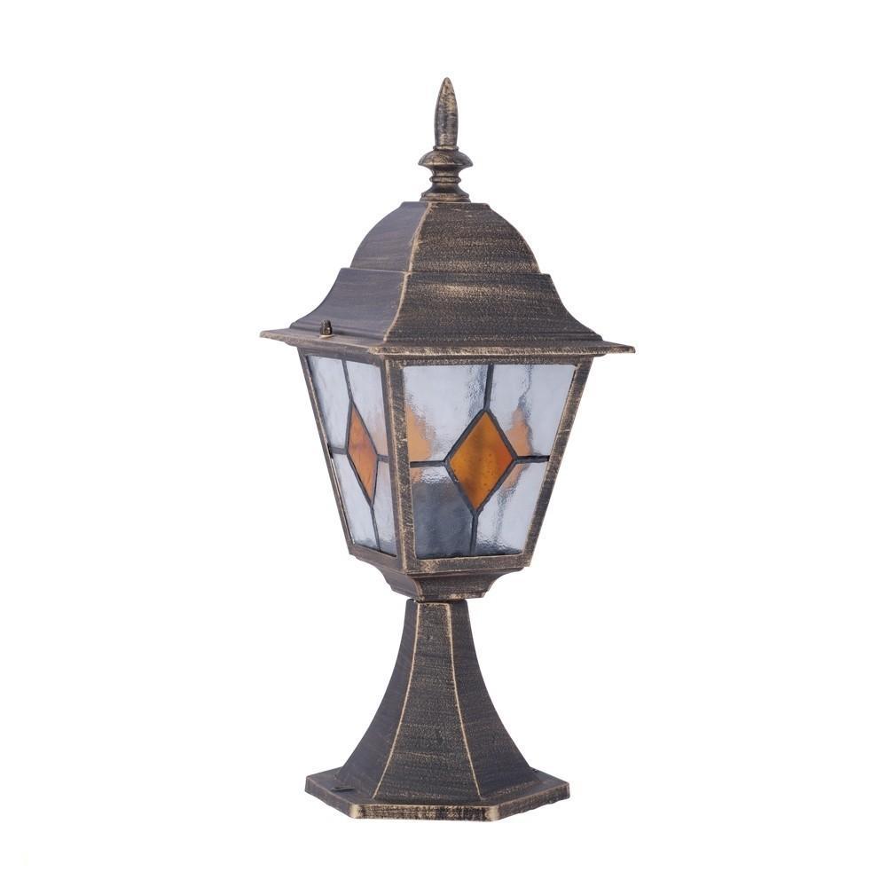 все цены на Светильник уличный Arte lamp Berlin a1014fn-1bn онлайн