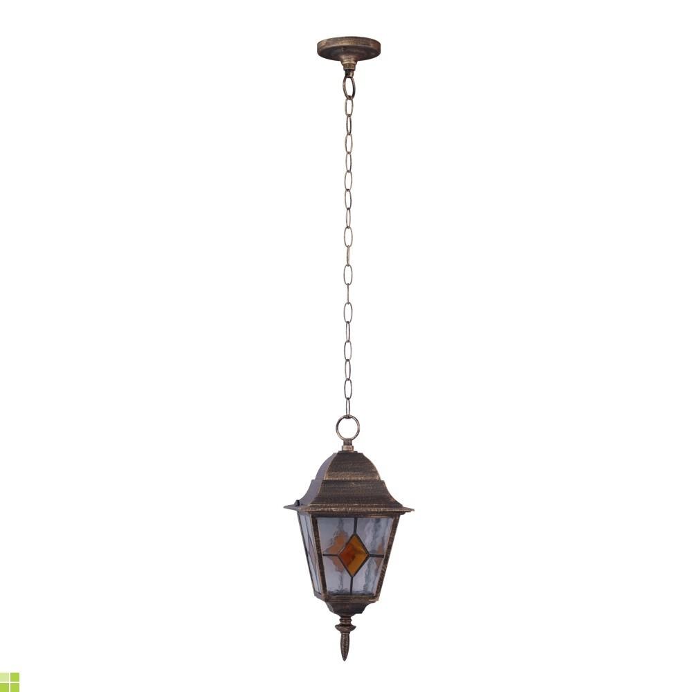 Светильник уличный подвесной Arte lamp Berlin a1015so-1bn уличный светильник artelamp berlin a1015so 1bn