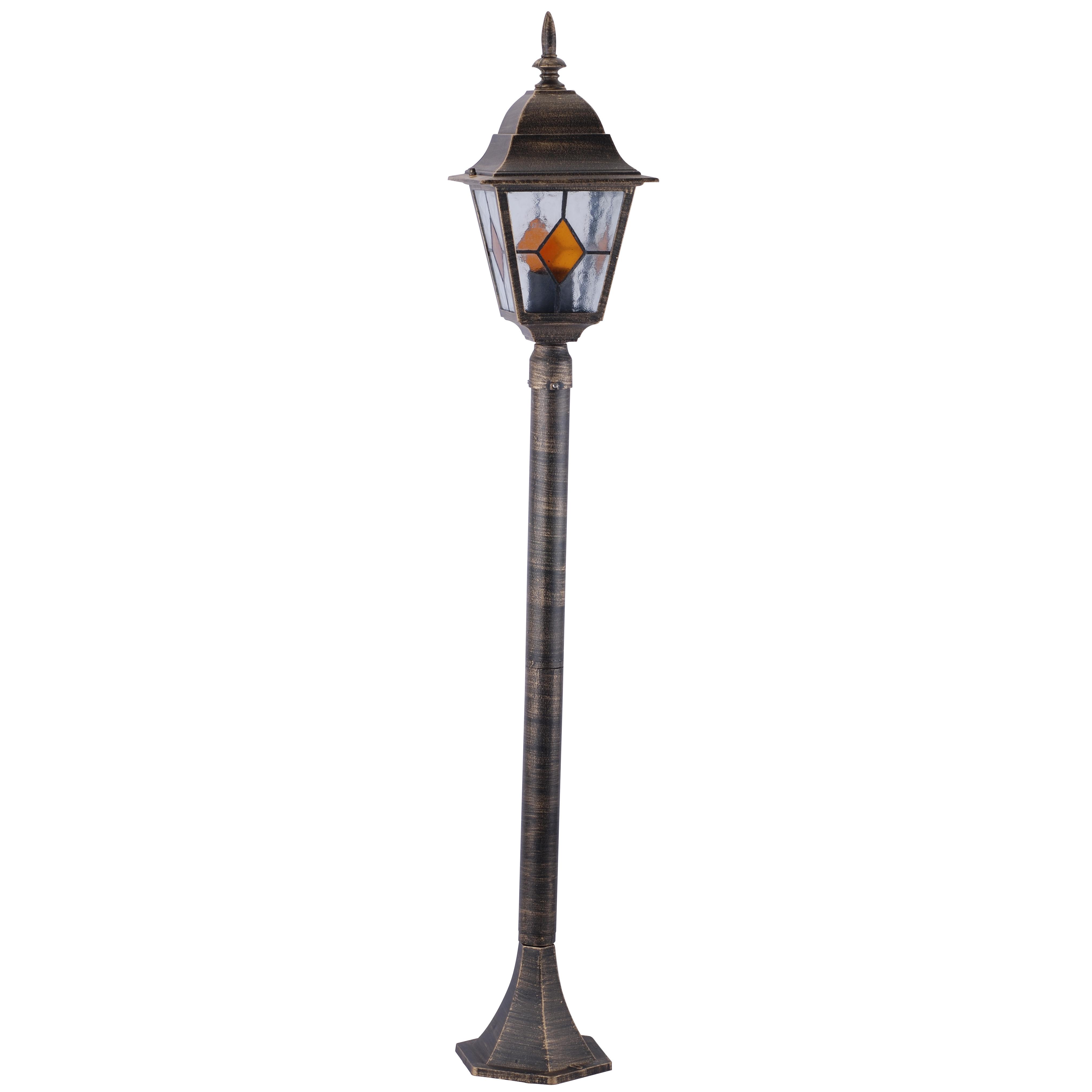 Светильник уличный Arte lamp Berlin a1016pa-1bn arte lamp a1016pa 1bn