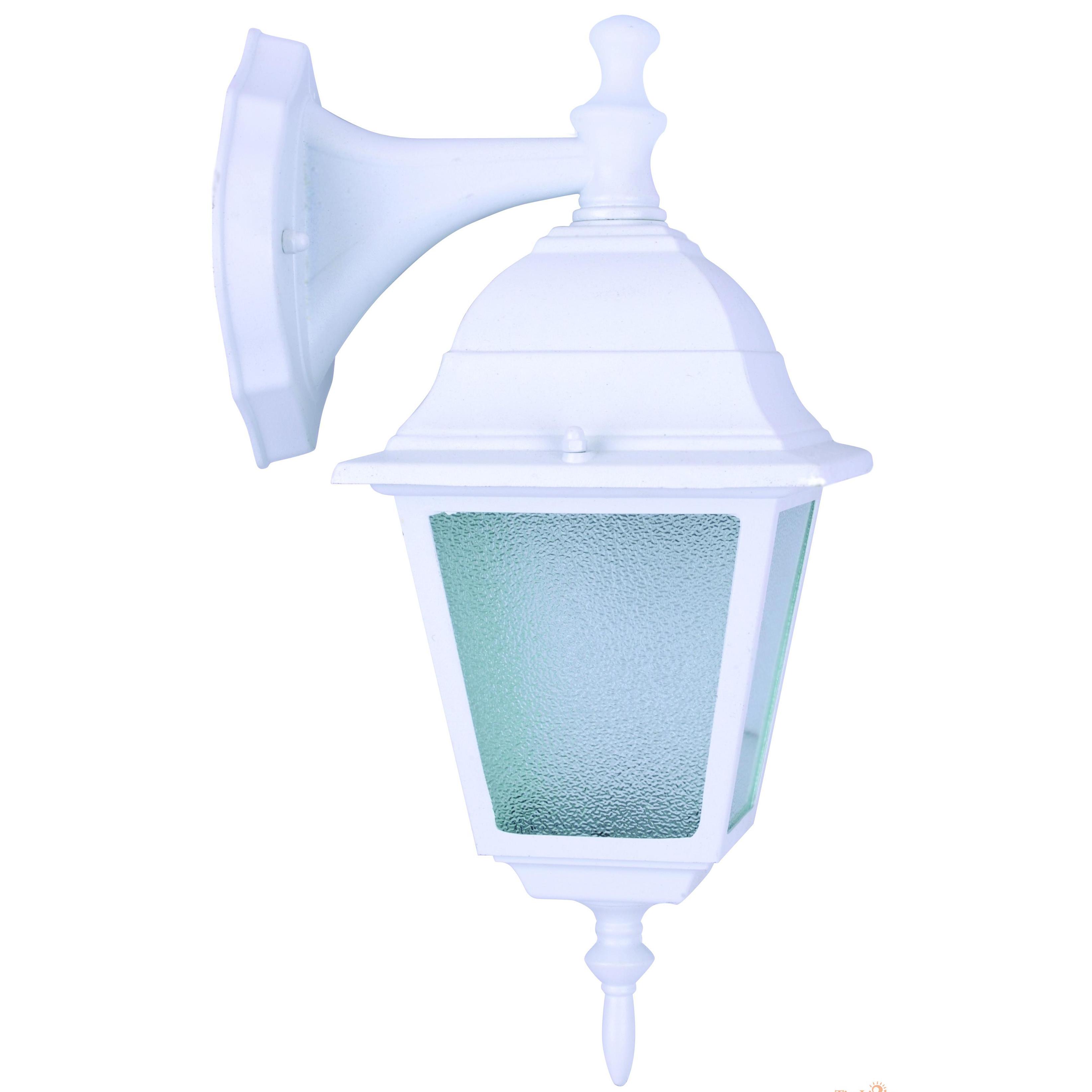 Светильник уличный Arte lamp Bremen a1012al-1wh уличный светильник artelamp bremen a1012al 1wh