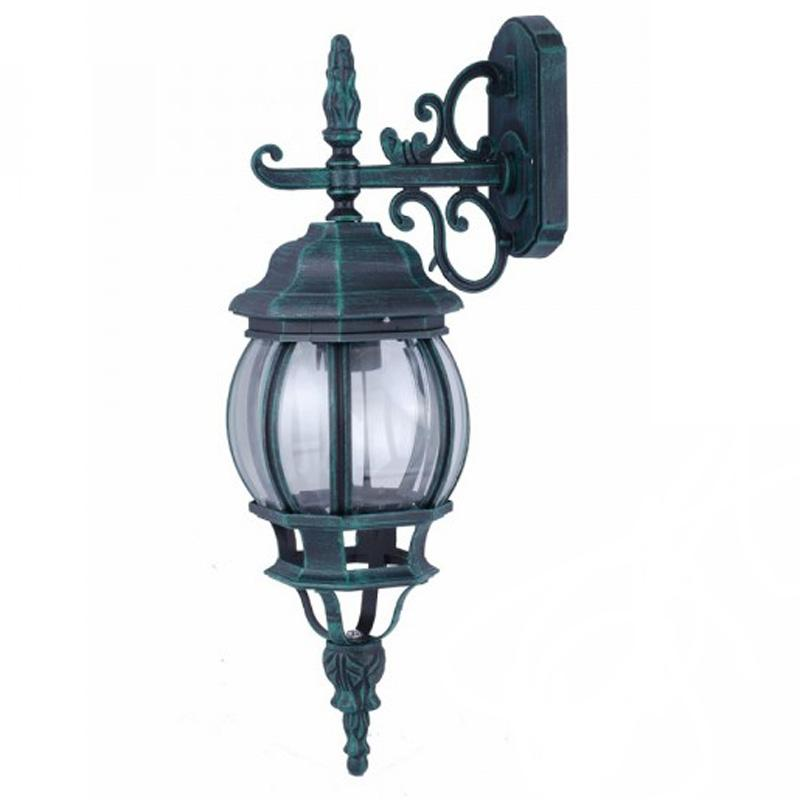 Светильник уличный настенный Arte lamp Atlanta a1042al-1bg бра artelamp atlanta a1042al 1bg