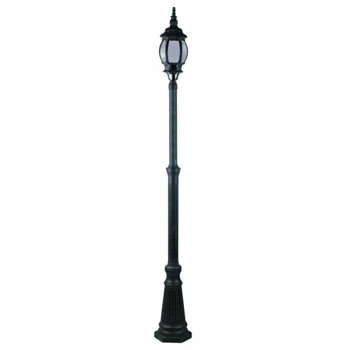 Светильник уличный Arte lamp Atlanta a1047pa-1bg
