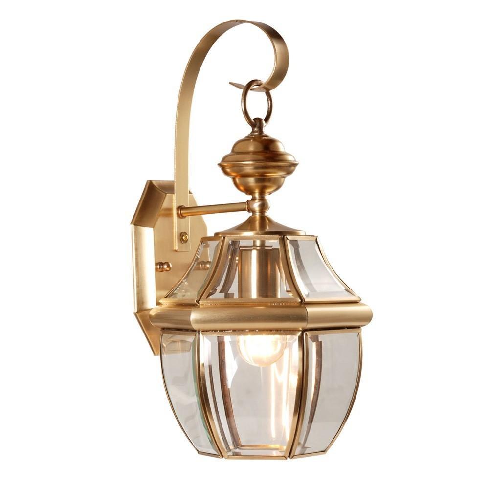 Светильник уличный настенный Arte lamp Vitrage a7823al-1ab настенный светильник arte lamp interior a7107ap 1ab