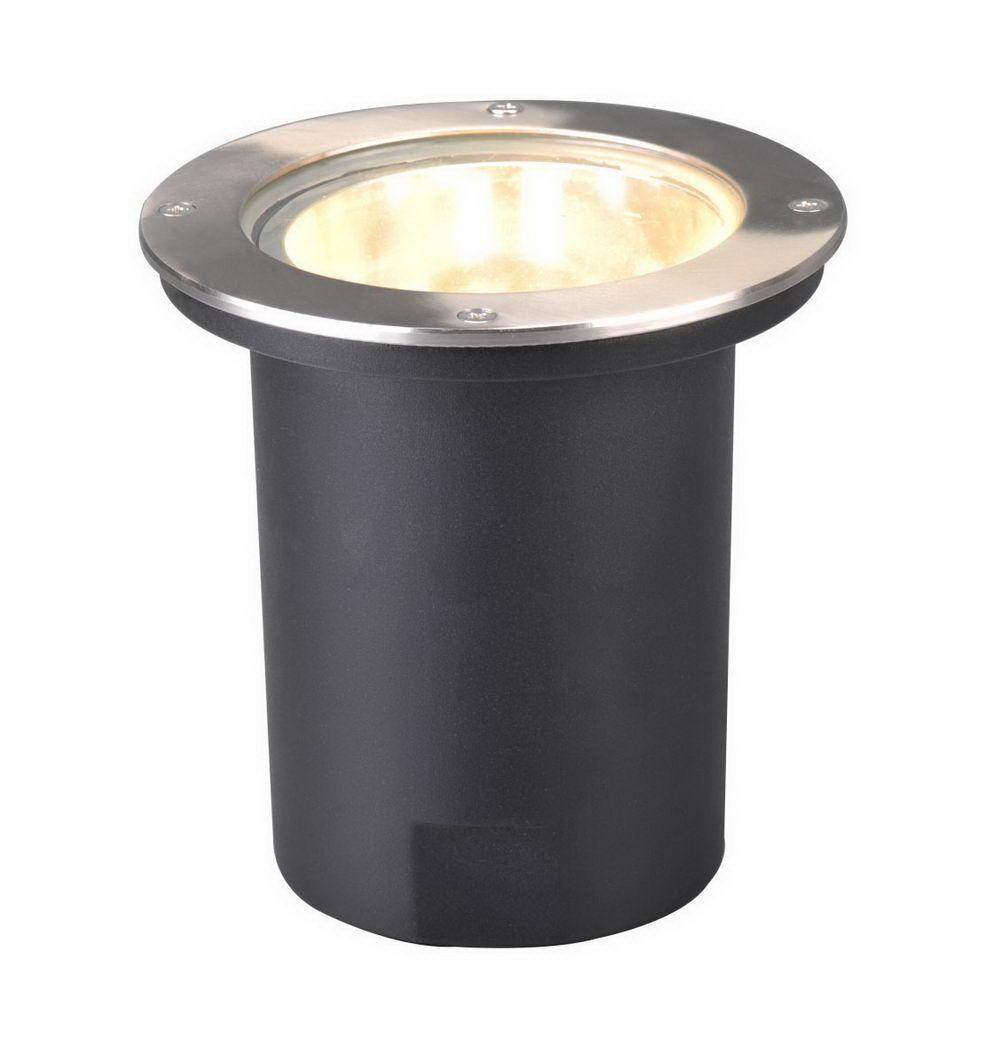 Светильник уличный Arte lamp Install a6013in-1ss встраиваемый спот точечный светильник arte lamp accento a3219pl 1ss