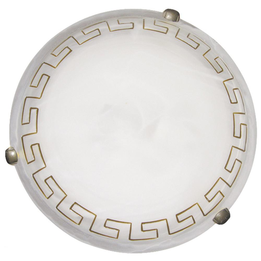 Светильник настенно-потолочный Arte lamp Antica a3630ap-1ab arte lamp antica a3650pl 3ab