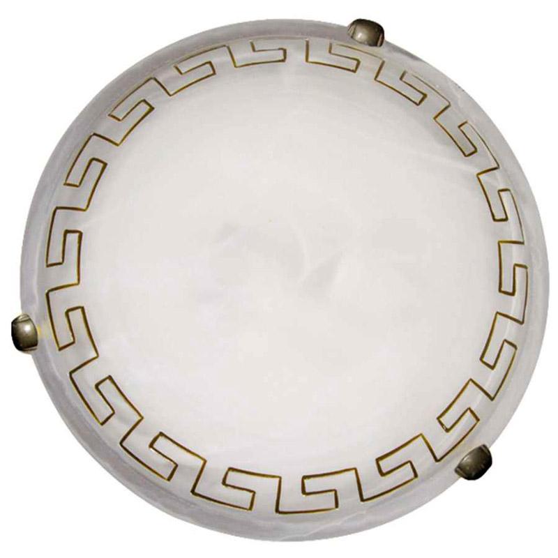 Светильник настенно-потолочный Arte lamp Antica a3650pl-3ab цена 2017