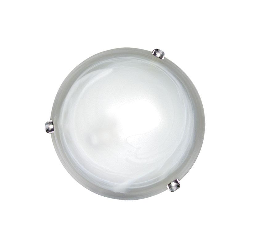 Светильник настенно-потолочный Arte lamp A3440pl-2cc defender easy work black гелевый