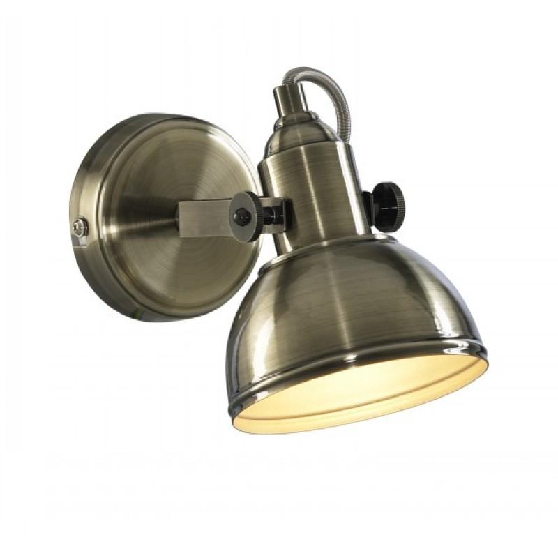 Спот Arte lamp Martin a5213ap-1ab спот artelamp a5213ap 1ab