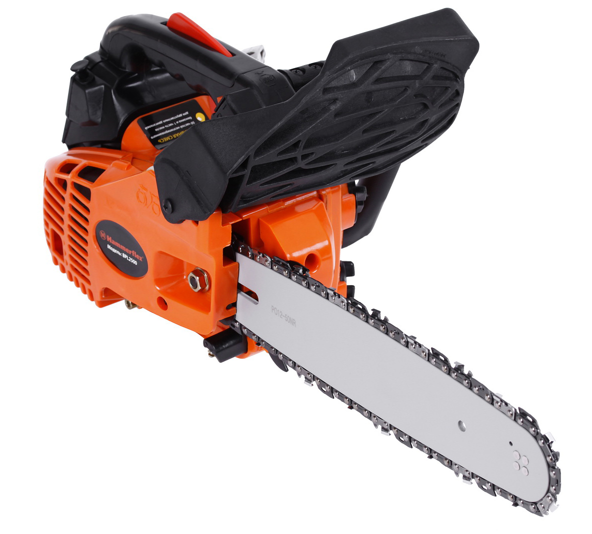 Одноручная бензопила Hammer Bpl2500 бензопила hammer flex bpl 2512 b