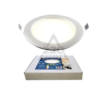 Светильник UNIEL ULP-R180-10/WW SILVER