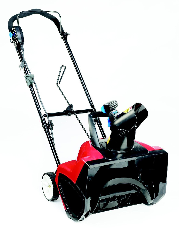 купить Снегоуборщик электрический Toro 38302 power curve по цене 19990 рублей