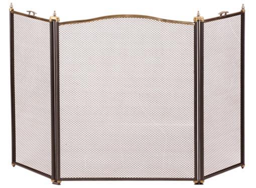 Экран для камина ALEX BAUMAN 3AB - 24''х38''
