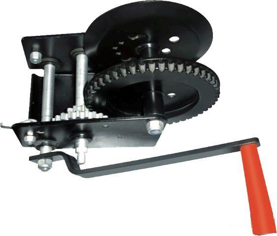 Лебедка механическая Tor Lhw-2500 10м